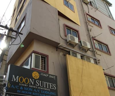 Moon Suites apartments,Bangalore